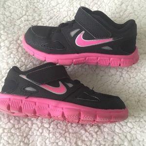 14a6efe848d Kids  Pink Nike Shoes Girls on Poshmark